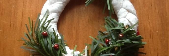 cat wreath