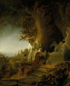 RembrandtResurrection