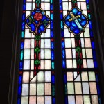 Business Womens Club.Stained Glass