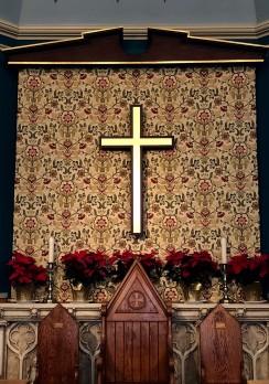 altar poinsietta