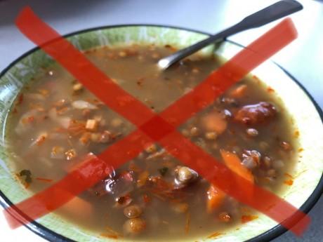 canceled soup