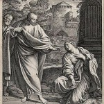 Canaanite_woman_asks_Christ_to_cure_Wellcome_V0034860