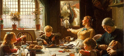 Frederick_George_Cotman_-_One_of_the_Family